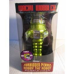 Forbidden Planet - Robby The Robot Lime Green