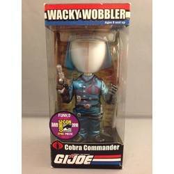 G.I. Joe - Cobra Commander Metallic