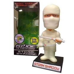 G.I. Joe - Storm Shadow GITD