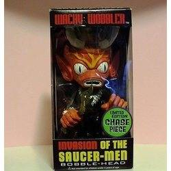 Invasion of the Saucer-Men Red