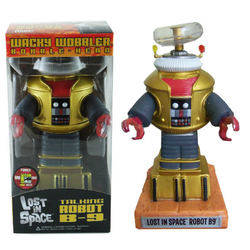 Lost In Space - Robot B-9 Gold