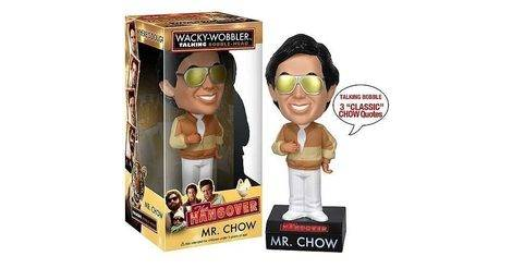 The Hangover Mr Chow Wacky Wobbler Movies Action Figure