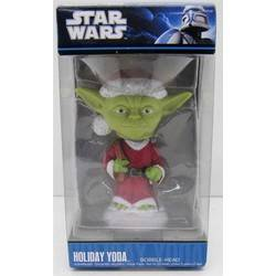 Star Wars - Holiday Yoda