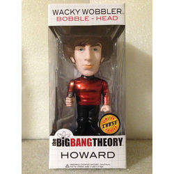 The Big Bang Theory - Howard Star Trek Metallic