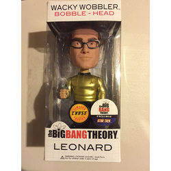 The Big Bang Theory - Leonard Hofstadter Star Trek Metallic