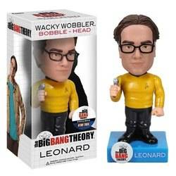 The Big Bang Theory - Leonard Hofstadter Star Trek