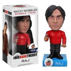 The Big Bang Theory - Raj Koothrappali Star Trek