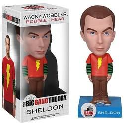 The Big Bang Theory - Sheldon Shazam Shirt