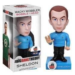 The Big Bang Theory - Sheldon Star Trek
