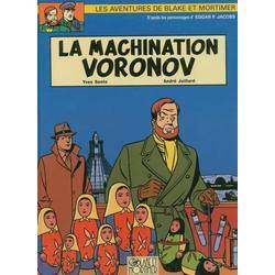 La Machination Voronov  - Tome 14 - France Loisirs