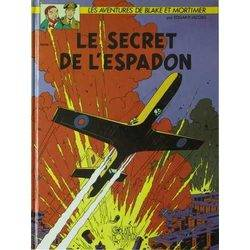 Le Secret de l'Espadon - Tome 1 - France Loisirs