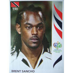 Brent Sancho - Trinidad and Tobago