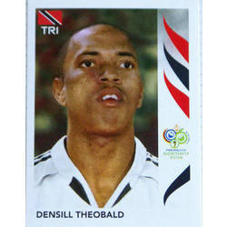 Densill Theobald - Trinidad and Tobago