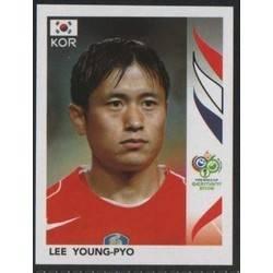 Panini WORLD CUP 2006-Lee Young-pyo Corea no 506