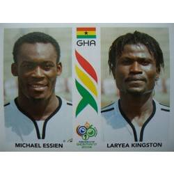 Michael Essien/Laryea Kingston - Ghana