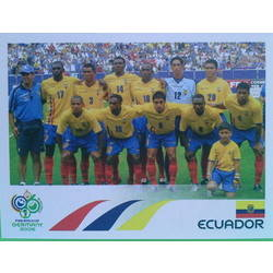 Team Photo - Ecuador