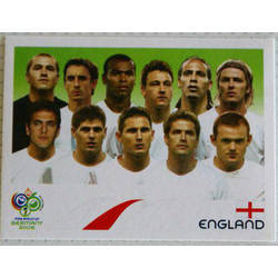 Team Photo - England