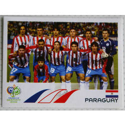 Team Photo - Paraguay