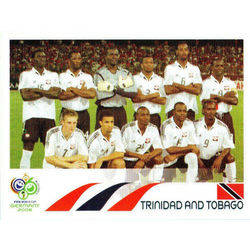 Team Photo - Trinidad and Tobago