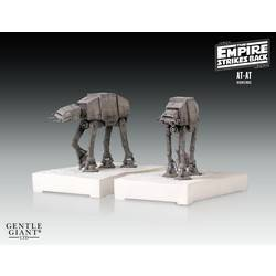 Mini Bookends AT-AT Walker