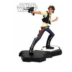 Animated Han Solo