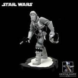 Animated Luke Skywalker Black And White