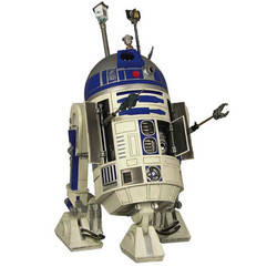 R2-D2 with Tools