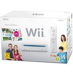 Console  Wii blanche - Family Edition