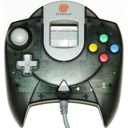 Manette Dreamcast Charcoal Anthracite