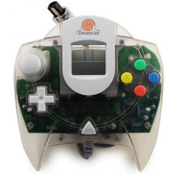 Manette Dreamcast Clear