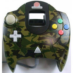 Manette Dreamcast Direct Camouflage