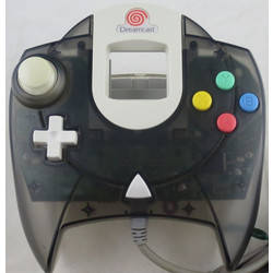 Manette Dreamcast Smoke
