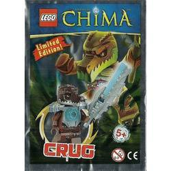 Crug minifigure with armour and sword