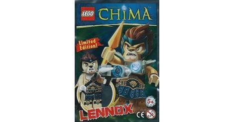 Figur  Neu /& OVP Lego Legends of Chima Lennox