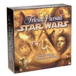 Trivial Pursuit Star Wars Classic - Édition collector