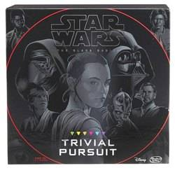 Trivial Pursuit Star Wars - The Black Series Edition