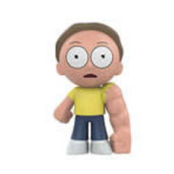 Morty with Armothy