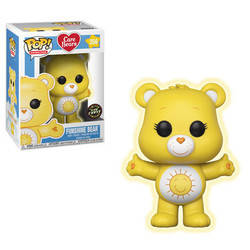 Care Bears - Funshine Bear GITD