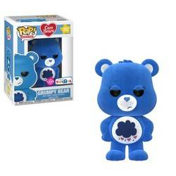 Care Bears - Grumpy Bear Flocked (Toys R' Us)
