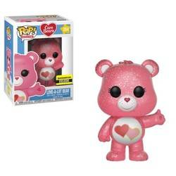 Care Bears - Love-A-Lot Bear Glitter
