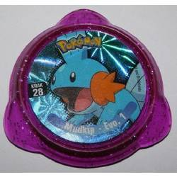 Mudkip – Evo. 1 Purple