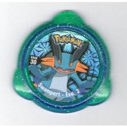 Swampert – Evo. 3 Green
