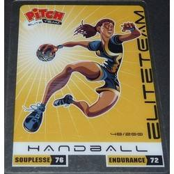 Handball Carte Or