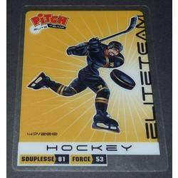 Hockey Carte Or