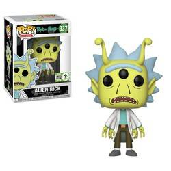 Rick and Morty - Alien Rick