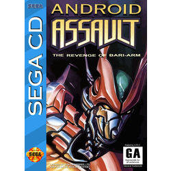 Android Assault: The Revenge of Bari-Arm