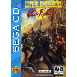 Lethal Enforcers II: Gunfighters