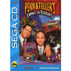 Penn & Teller's Smoke and Mirrors