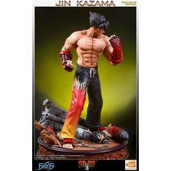Jin Kazama - TEKKEN 3 (Exclusive)