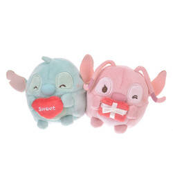 Stitch and Angel Valentine 2 Pack